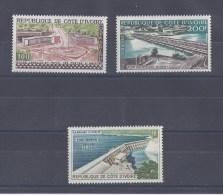 COTE D´IVOIRE. YT PA 18/20 Neuf ** Vues 1959 - Costa De Marfil (1960-...)