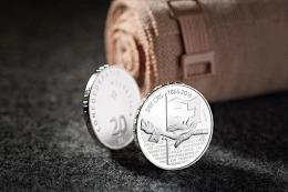 150 Ans De La Croix-Rouge Suisse 2016, Pièce De 20 Francs Qualité Normale En Argent Ag Neuve 20.- Confédératio Helvetica - Switzerland