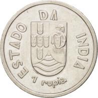 INDIA-PORTUGUESE, Rupia, 1935, SUP, Argent, KM:22 - Inde