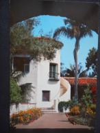 """CPDM - ETATS UNIS - SANTA BARBARA """"BILTMORE HOTEL"""" -piscine- - Santa Barbara"""