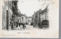 ERVY LE CHATEL 1903 - Ervy-le-Chatel