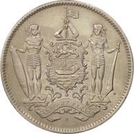 BRITISH NORTH BORNEO, 5 Cents, 1938, Heaton, Birmingham, SUP, Copper-nickel,... - Malasia