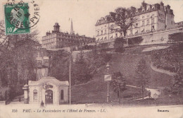 HOTEL DE FRANCE   PAU (DIL164) - Hoteles & Restaurantes