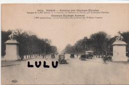 DEPT 75 : Paris 08 : Avenue Des Champs Elysées - District 08
