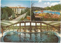 O1777 Abano Terme (Padova) - Hotel Terme Padova / Viaggiata 1978 - Italia
