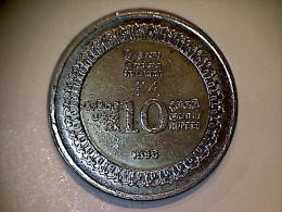 Sri Lanka 10 Rupees 1998 - Sri Lanka