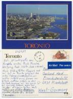 Canada - Toronto - Used 1987 - Nice Stamp - Toronto