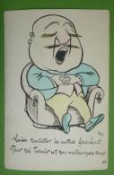 Illustrée Par VIC - Laisse Travailler Les Autres Fainéant....- N°25 - Humour