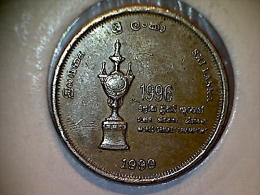 Sri Lanka 5 Rupees 1999 - Sri Lanka