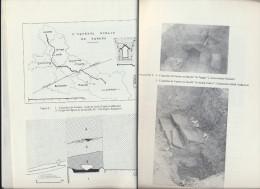 Libro REVUE DU NORD Signée   LXII 247 F1 10-12-1980  Archéologie Fouilles Thermes Gallo Romains De FAMARS Planches - Picardie - Nord-Pas-de-Calais