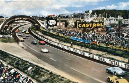 SPORT AUTOMOBILE - LES 24 HEURES DU MANS - Le Passage Des Voitures - Le Mans