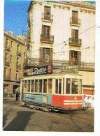 9  TRAMWAYS D EUROPE MATARO ESPAGNE 1965 MOTRICE N2 DANS LE CENTRE VILLE - Tramways