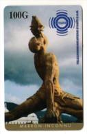 HAITI REF MV CARDS HAI PT8 100G Année 2001 - Haiti