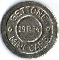 2600 Gettone Mini Cars - Italie