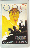 USA - Berlin 1936 Olympics, US Promotion Prepaid Card, Tirage 2000, Exp.date 31/08/97, Sample - Jeux Olympiques