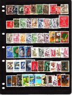 Yugoslavia Lot Of 126 Different Postage Stamps - Primarily Used, A Few Mint - Timbres