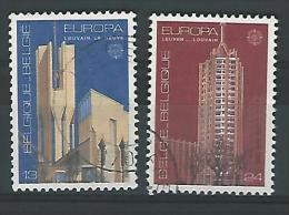 Belgie OBP° 2251-2252 - Used Stamps