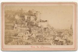 CDV - CHINON , Indre Et Loire - Photos