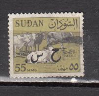 SOUDAN ° 1962  SC N° 69 - Soudan (1954-...)