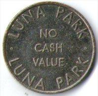 2603 Lunapark - No Cash Value - Lunapark - Casino