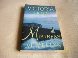 Mistress Of Mellyn - Romans