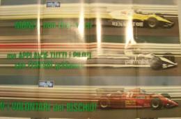 POSTER    ROMBO-AUTOSPORT  -  GRAN PREMIO ITALIA F1 1983 - Affiches