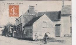 SAINT MARTIN DE BRETHENCOURT Cafe Maniere - Non Classificati