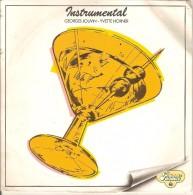 """45T. Georges JOUVIN - Yvette HORNER. Instrumental - HORS COMMERCE Offert Par Panach'. """"La Strada"""" """"Perle De Cristal"""" - Vinyles"""