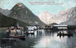 Hotel Fürstenhaus Am ACHENSEE (Tirol) - Gel.1903? - Achenseeorte