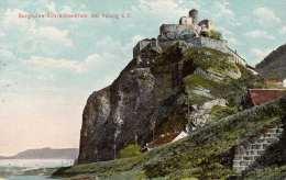 Burgruine SCHRECKENSTEIN (Böhmen, Tschechien), Gel.1913 - Böhmen Und Mähren