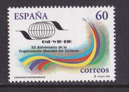 N° 2971  ** YT   Année 1995  Espagne - 1931-Aujourd'hui: II. République - ....Juan Carlos I
