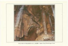 SOUTH KOREA   COREA DEL SUD  Sajaam Rock  Kosudonggul Cave  Grotte - Corea Del Sud