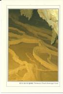 SOUTH KOREA   COREA DEL SUD  Rimstone & Rimpol  Nodonggul Cave  Grotte - Korea (Zuid)