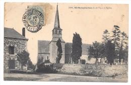 35 - St-Symphorien - L'Eglise - Ed. E. Mary-Rousselière N° 2193 - 1907 - Other Municipalities