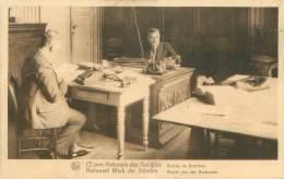 BRUXELLES - Avenue Dailly 90-92 - Oeuvre Nationale Des Aveugles - Bureau Du Directeur - Onderwijs, Scholen En Universiteiten