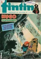1987-42e Année N°5, BD TINTIN HEBDOMADAIRE (Hugo La Prisonniere, Poster Mai Avec Clifton,) - Tintin