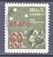 BRAZIL  C 57   (o) - Airmail