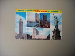 ETATS UNIS NY NEW YORK CITY FAMOUS BUILDINGS - Multi-vues, Vues Panoramiques