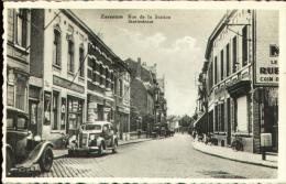Zaventem - Statiestraat ( Oldtimer, Winkels ) - Zaventem
