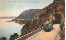 Monaco Nice (tram 1920 - Monaco
