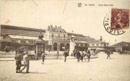 CPA Dijon-Gare Dijon Ville  L2029 - Dijon