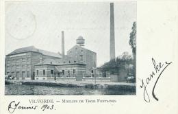 Vilvoorde / Vilvorde - Moulin Des Trois Fontaines - 1903  ( Verso Zien ) - Vilvoorde