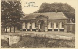 Vilvorde - Oude Tuchthuis  ( Verso Zien ) - Vilvoorde