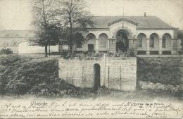 Vilvoorde / Vilvorde  - L´Entrée De La Prison - 1901  ( Verso Zien ) - Vilvoorde