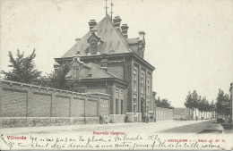 Vilvoorde / Vilvorde - Nouvelle Caserne  -1901 ( Verso Zien ) - Vilvoorde