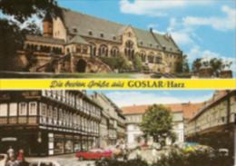 Goslar - Mehrbildkarte 10 - Goslar