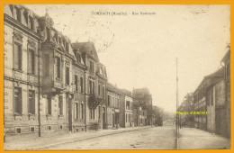 57 Forbach Cpa14 Rue Nationale, Ecrite, Qualité **** - Forbach