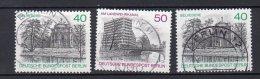 Berlin   578 - 580    Gestempelt - Berlin (West)