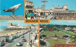 BOHNOR  REGIS , 4 Vues De 1979 - Bognor Regis
