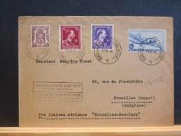 57/955  1° VOL  BR/NEW-YORK  1946 - Luchtpost